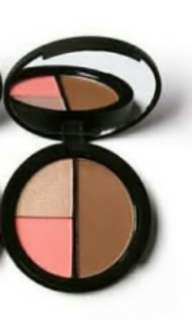 Focallure 3in1 Blush+countour+hihglight