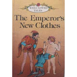 THE EMPEROR'S NEW CLOTHES - LADYBIRD SERIES