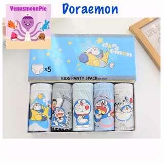 Doraemon kids underwear