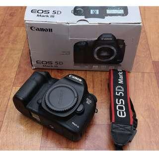 Canon 5D mark iii Mark 3 Fullbox Set