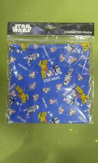 STAR WARS 星球大戰 索繩布袋
