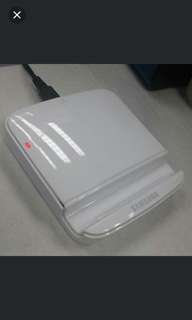 Samsung note 2 - 外置充電盒 + 1粒電