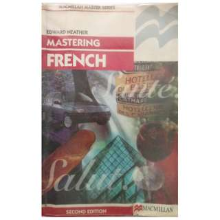MASTERING FRENCH BY EDWARD NEATHER