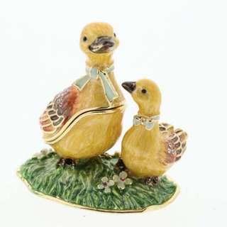 鴨之珠寶盒