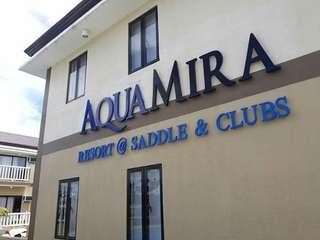 Aquamira Resort Condotel