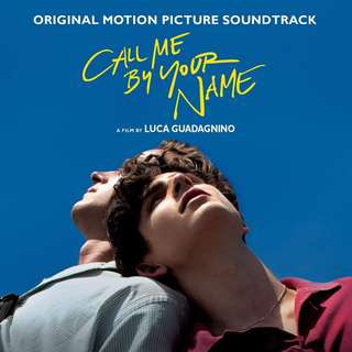 Call Me By Your Name OST Soundtrack CD (LIMITED PRE-ORDER)