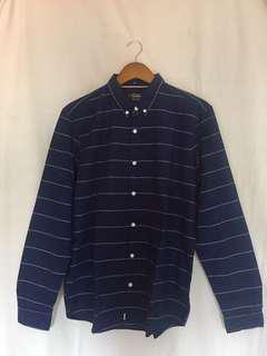 Kemeja Pria Pull & Bear Original Baru, Pull&Bear Men Shirt