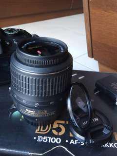Nikon DX 18-55mm kit lens