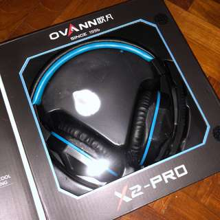 OVANNX2-PRO Gaming Headset