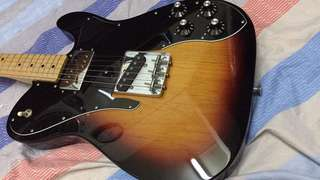 FENDER Tele Custom 72