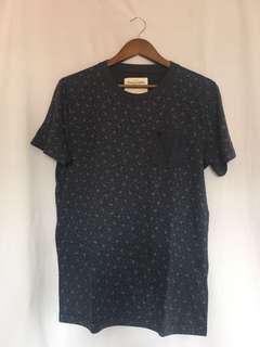 Kaos Pria Abercrombie & Fitch Size Large, Men T Shirt