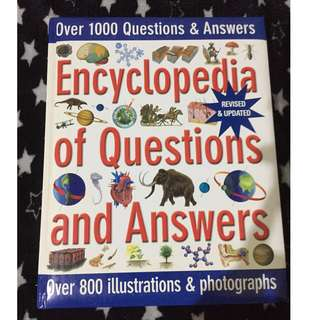 Encyclopedia of Questions and Answers