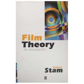 FILM THEORY- AN INTRODUCTION BY ROBERT STAM