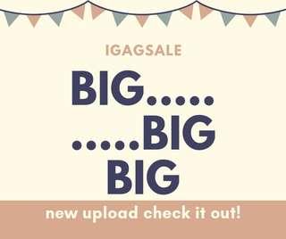 igarage sale for bigsize