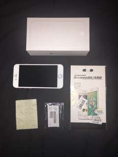 Used iPhone 6, Gold, 16gb