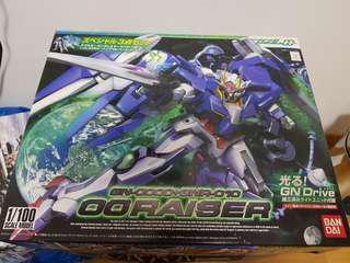 Gundam Sale - GN0000+GNR0100 00 RAISER