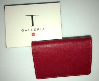 T Galleria Cardholder 咭片套(Red)