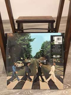 Beatles Abbey Road Vinyl