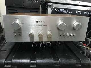 technics su 7600 Vintage amplifier