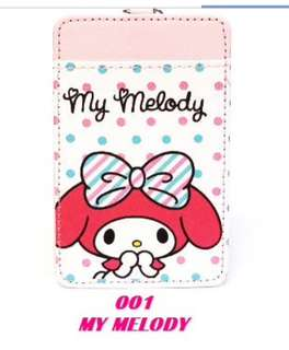 My Melody Card Holder