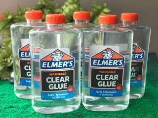 🚚 Elmer's Clear Glue (approx. 1L)