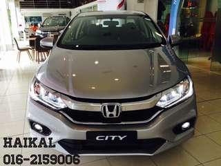 Honda city 0% GST