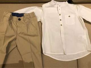 🚚 H&M pant and shirt