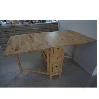 Ikea Foldable Kitchen Table