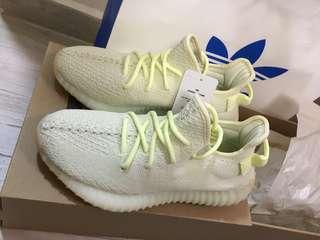 UK 5.5 Adidas Originals YEEZY BOOST 350 V2 全新「Butter」