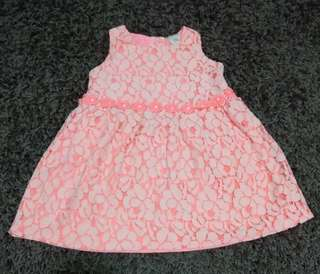 Baby Girl Lace Dress #july70