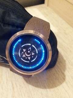 美少女戰士輕觸式電子錶