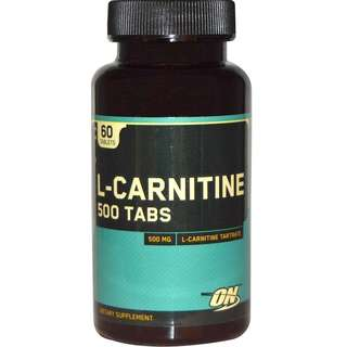 Optimum Nutrition L- CARNITINE 左旋肉鹼