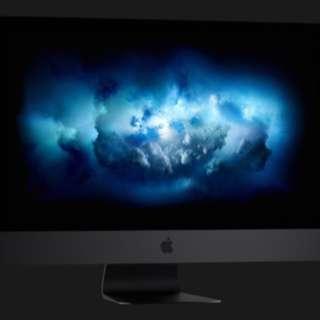 Apple 直購平價Apple iMac Pro 27 吋 Retina 5K 3.2GHz 8 核心 Intel Xeon W 處理器