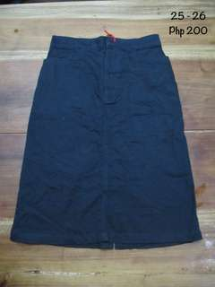 Denim Skirt 9