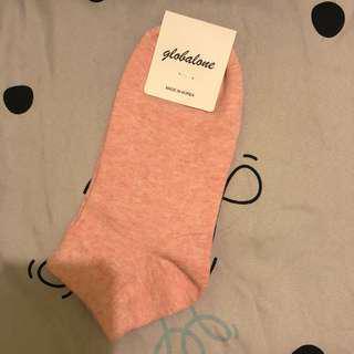 🚚 粉紅單色 襪子 韓國帶回🇰🇷