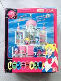 絕版美少女戰士Sailormoon🌙城堡系列