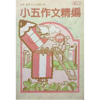 PRIMARY SCHOOL MODEL CHINESE ESSAYS (VINTAGE COLLECTIBLES)