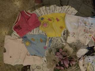 To bless / free / give away Baby girl Clothes