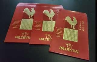 No66 Ang Pow Packet Prudential
