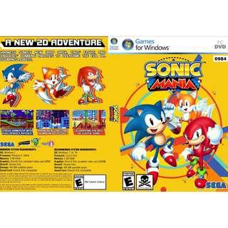(PC) Sonic Mania