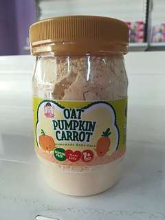 Oatmeal Pumpkin Carrot Izliyah Kitchen