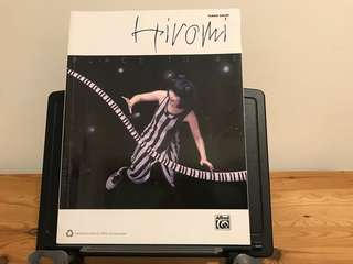 Hiromi Piano Solo Book/琴譜/Sheet Music Collection