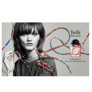 📮包平郵🆕Hermes Twilly Mini Perfume 7.5ml