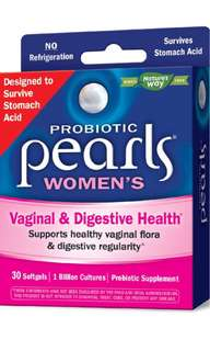 Daily Once Women's Probiotics-30 softgels