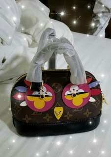 BNEW AUTHENTIC GRADE LV OWL MINI SLING BAG