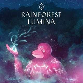 2 FOR $36 URGENT!!! SG RAINFOREST LUMINA SAT 21/7/2018 10PM
