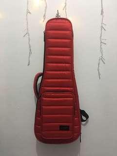 Ukelele Cushioned Bag - Soprano Size