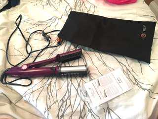 INSTYLER HAIR STRAIGHTENER/CURLER/DRYER