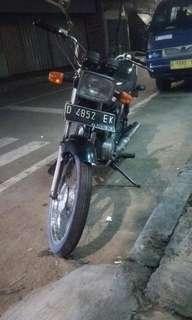 Suzuki A100 twinport