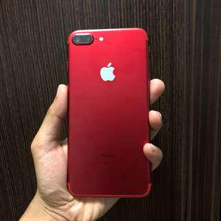iphone 7+ 256gb red product